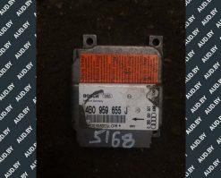 Блок управления AIRBAG Audi A6 C5 4B0959655J - купить в Минске