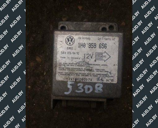 Блок управления AIRBAG Volkswagen Golf 3 1H0959656 - купить в Минске