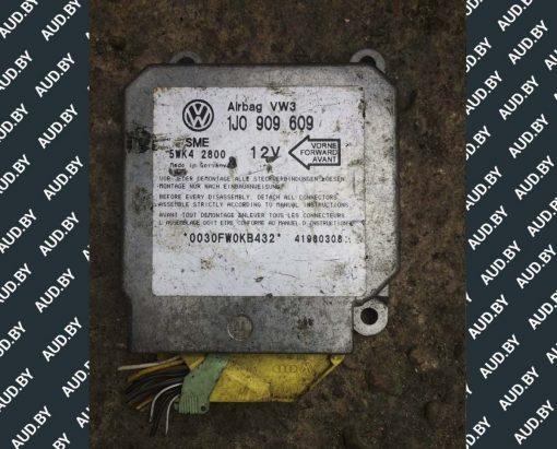 Блок управления AIRBAG Volkswagen Golf 4 1J0909609 - купить в Минске