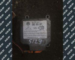 Блок управления AIRBAG Volkswagen T4 6N0909601 - купить в Минске