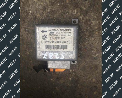 Блок управления AIRBAG Volkswagen T4 701909601 - купить в Минске