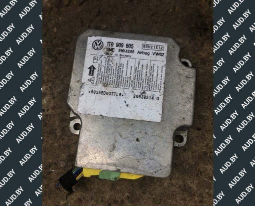 Блок управления AIRBAG Volkswagen Touran 1T0909605 - купить в Минске