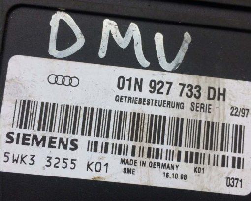 Блок управления АКПП 01N927733DH Audi A4 B5 - купить в Минске
