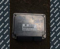 Блок управления двигателем 1.6 3B0907557C - купить в Минске