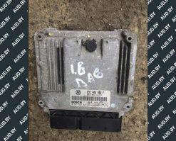 Блок управления двигателем 1.6 FSI 03C906056F - купить в Минске
