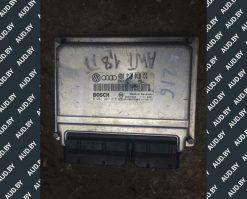 Блок управления двигателем 1.8T 4B0906018CG - купить в Минске