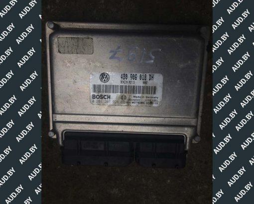 Блок управления двигателем 1.8T 4B0906018DH - купить в Минске