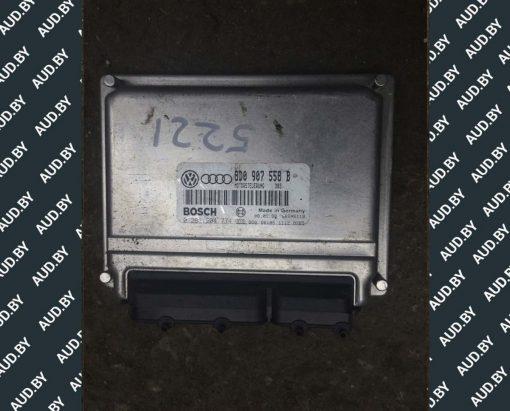 Блок управления двигателем 1.8T 8D0907558B - купить в Минске