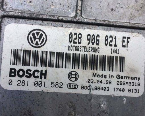 Блок управления двигателем 1.9 TDI 028906021EF - купить в Минске