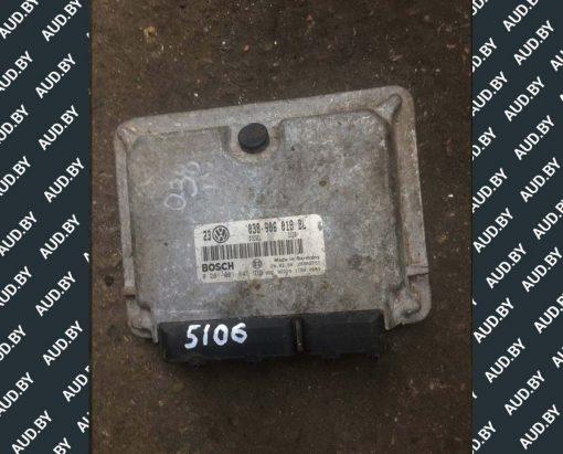 Блок управления двигателем 1.9 TDI 038906018BL - купить в Минске