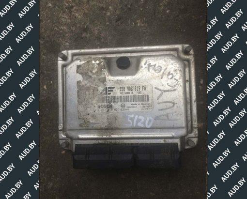 Блок управления двигателем 1.9 TDI 038906019FA - купить в Минске