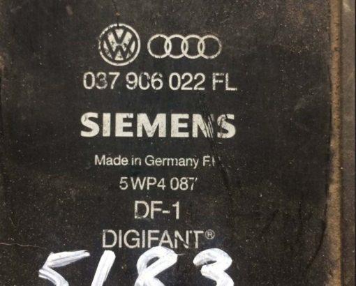 Блок управления двигателем 2.0 037906022FL - купить в Минске