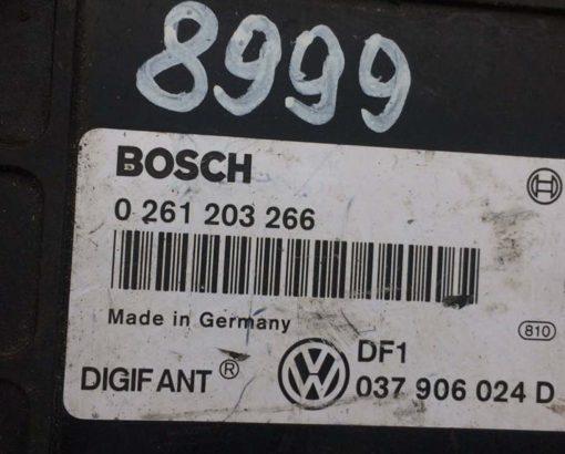 Блок управления двигателем 2.0 037906024D - купить в Минске