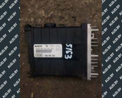 Блок управления двигателем 2.3 4A0906264 - купить на разборке в Минске