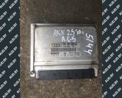 Блок управления двигателем 2.5 TDI 4B0907401AA - купить в Минске