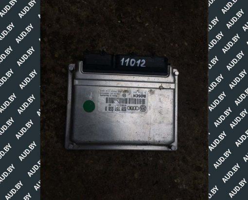 Блок управления двигателем 8D0907558B - купить в Минске