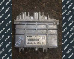 Блок управления двигателем Audi 80 B4 2.0 8A0907311AN - купить в Минске