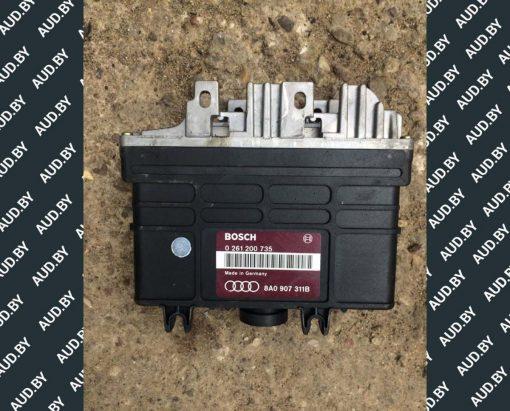 Блок управления двигателем Audi 80 B4 2.0 8A0907311B - купить в Минске