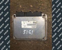 Блок управления двигателем Audi A4 B5 1.6 3B0907557 - купить в Минске