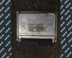 Блок управления двигателем Audi A4 B5 2.4 4B0907552C - купить в Минске