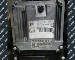 Блок управления двигателем Ауди А6 С6 2.0 TDI 03G906016MF - купить в Минске