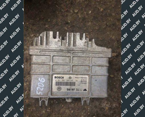 Блок управления двигателем Фольксваген Пассат Б4 1.8 8A0907311L - купить в Минске