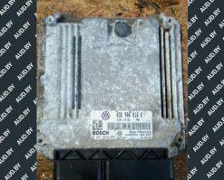 Блок управления двигателем Skoda Octavia A5 1.9 TDI 03G906016K купить в Минске