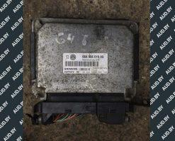 Блок управления двигателем VW Golf 4 1.6 06A906019AS купить в Минске