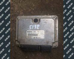 Блок управления двигателем VW Golf 4 1.8 06A906018C купить в Минске