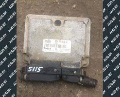 Блок управления двигателем VW Golf 4 1.8 06A906018CL купить в Минске