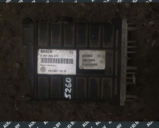 Блок управления двигателем VW Passat B3 1.8 443907311D - купить в Минске