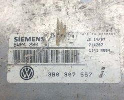 Блок управления двигателем VW Passat B5 1.6 3B0907557 - купить в Минске