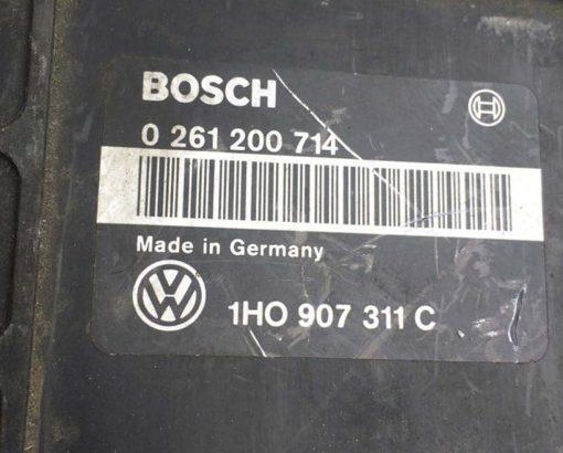 Блок управления двигателем Volkswagen Golf 3 1H0907311C - купить в Минске