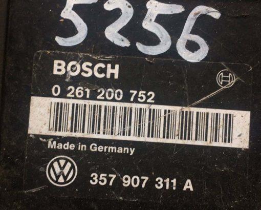 Блок управления двигателем Volkswagen Passat B3 357907311A - купить в Минске