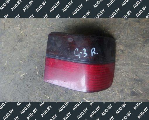 Фонарь задний Фольксваген Гольф 3 Венто правый наружный 1H5945112B купить в Минске