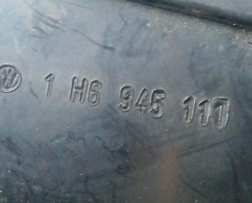 Фонарь задний Фольксваген Гольф 3 левый хетчбек 1H6945111 купить в Минске