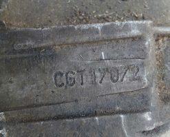 Коробка передач CGT 2.0 на Ауди 80 Б4 - купить на разборке в Минске