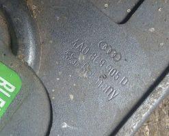 Лючок бензобака Ауди 100 А6 С4 4A0809905D купить в Минске