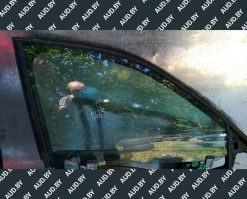 Стекло Ауди А4 Б5 переднее правое AS2 купить на разборке в Минске