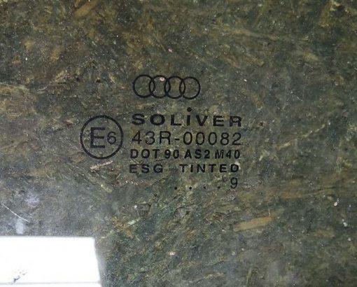 Стекло Audi A6 C5 переднее правое AS2 - купить на работе в Минске