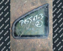 Стекло Фольксваген Пассат Б5 заднее правое седан неопускное 3B5845298D AS2