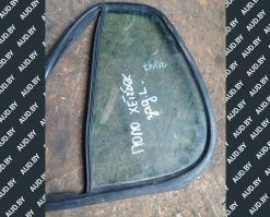 Стекло Фольксваген Поло заднее левое хетчбек неопускное AS2 1994-2001 купить в Минске