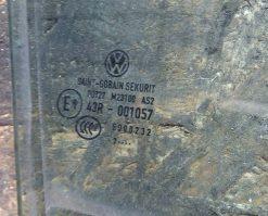 Стекло Volkswagen Golf 5 заднее правое хетчбек AS2 купить в Минске