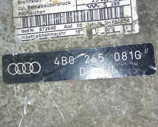 Автономный отопитель Audi A6 C5 4B0265081G - купить в Минске