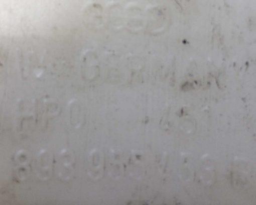 Бачок омывателя Ауди 80 Б3 лобового стекла 893955453B - купить в Минске