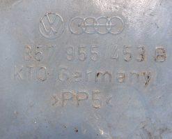 Бачок омывателя Volkswagen Passat B4 лобового стекла 357955453B - купить в Минске