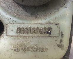 Бачок расширительный Audi 80 B3 893121407 - купить в Минске