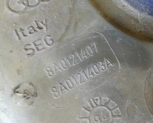 Бачок расширительный Ауди 80 Б4 8A0121403A - купить в Минске