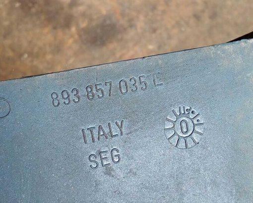 Бардачок Audi 80 B3 893857035L - купить на разборке в Минске