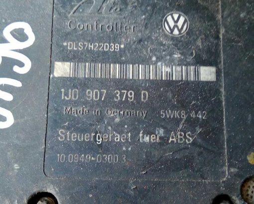 Блок ABS 1J0907379D / 1J0614117B - купить на разборке в Минске